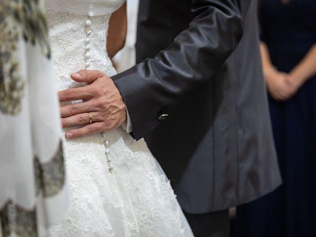 Il matrimonio di Alessandro e Viviana a Mentana, Roma 14