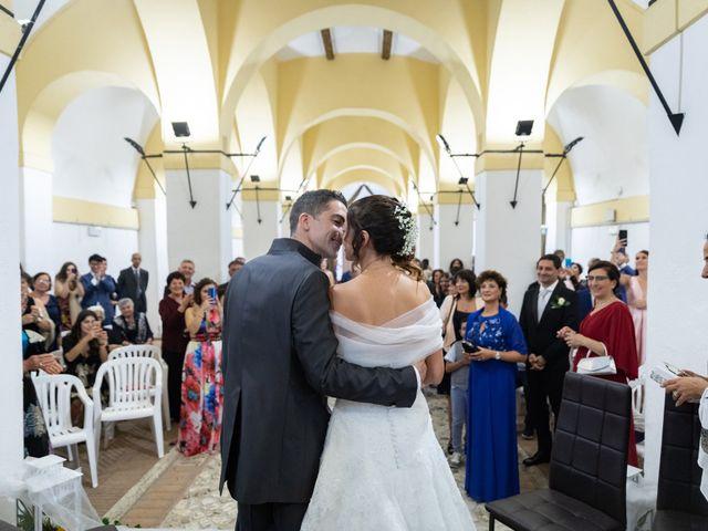 Il matrimonio di Alessandro e Viviana a Mentana, Roma 15