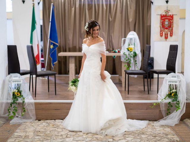 Il matrimonio di Alessandro e Viviana a Mentana, Roma 16