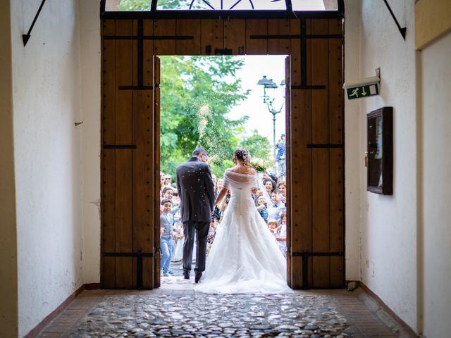 Il matrimonio di Alessandro e Viviana a Mentana, Roma 17