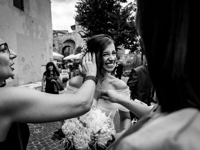 Il matrimonio di Alessandro e Viviana a Mentana, Roma 21