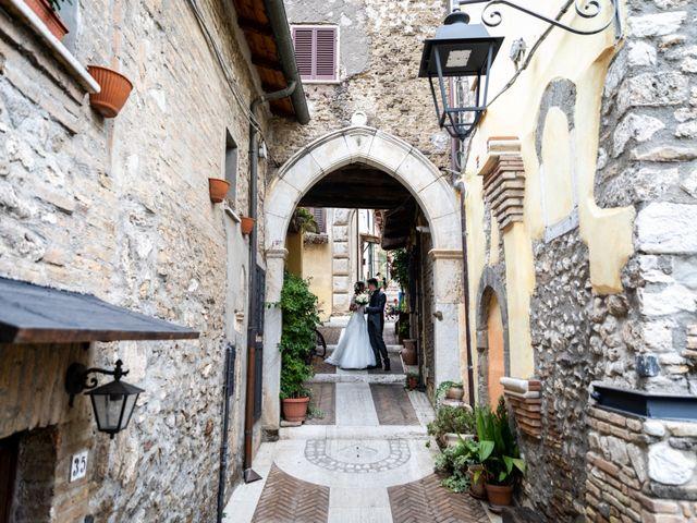 Il matrimonio di Alessandro e Viviana a Mentana, Roma 25