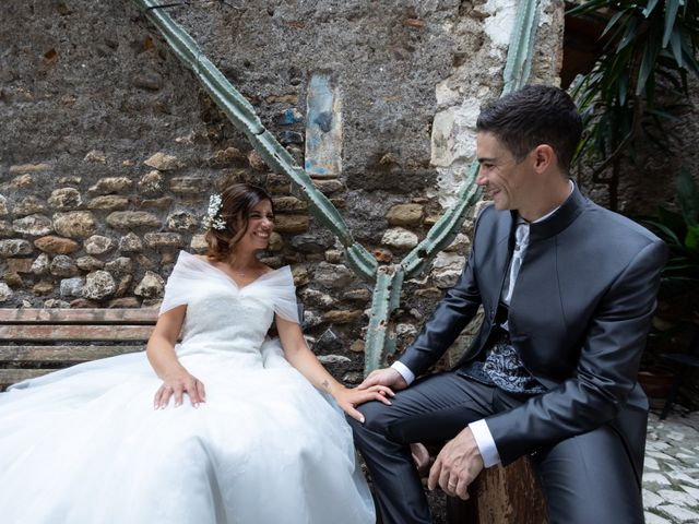 Il matrimonio di Alessandro e Viviana a Mentana, Roma 26