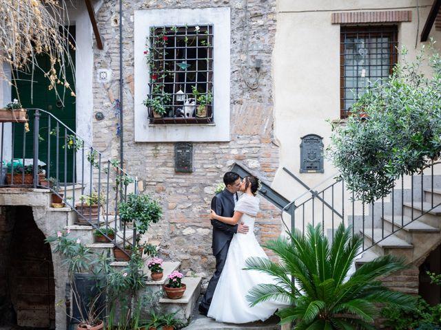 Il matrimonio di Alessandro e Viviana a Mentana, Roma 27