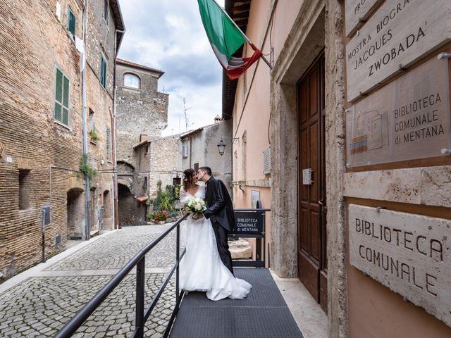 Il matrimonio di Alessandro e Viviana a Mentana, Roma 28