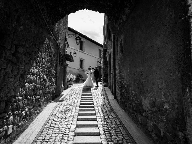 Il matrimonio di Alessandro e Viviana a Mentana, Roma 29