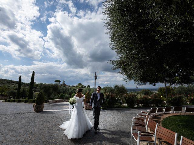 Il matrimonio di Alessandro e Viviana a Mentana, Roma 30