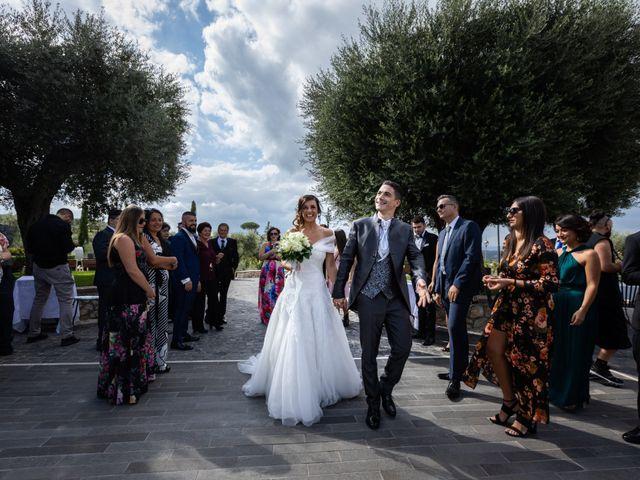 Il matrimonio di Alessandro e Viviana a Mentana, Roma 31