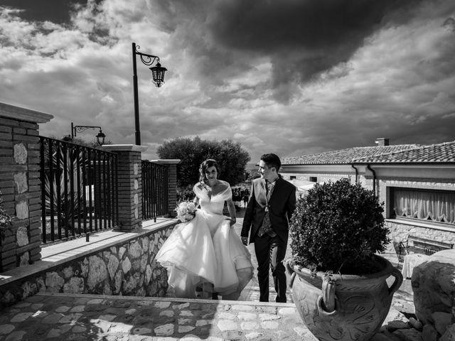 Il matrimonio di Alessandro e Viviana a Mentana, Roma 32