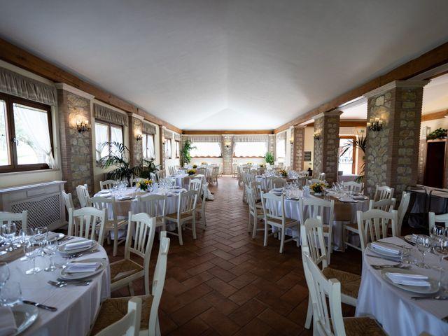 Il matrimonio di Alessandro e Viviana a Mentana, Roma 34