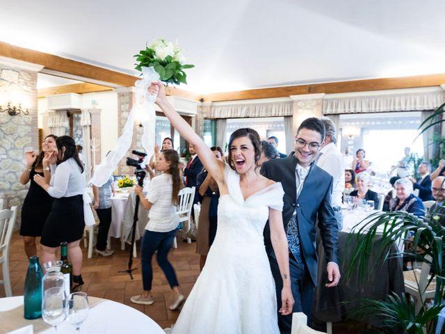 Il matrimonio di Alessandro e Viviana a Mentana, Roma 36