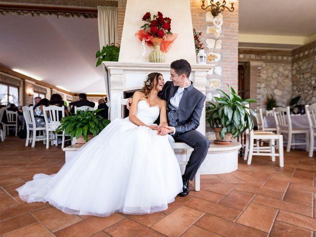 Il matrimonio di Alessandro e Viviana a Mentana, Roma 38