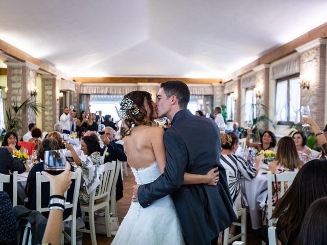 Il matrimonio di Alessandro e Viviana a Mentana, Roma 40