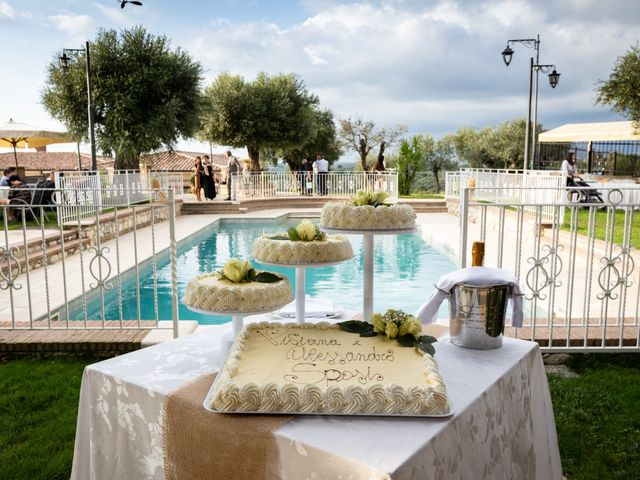 Il matrimonio di Alessandro e Viviana a Mentana, Roma 43