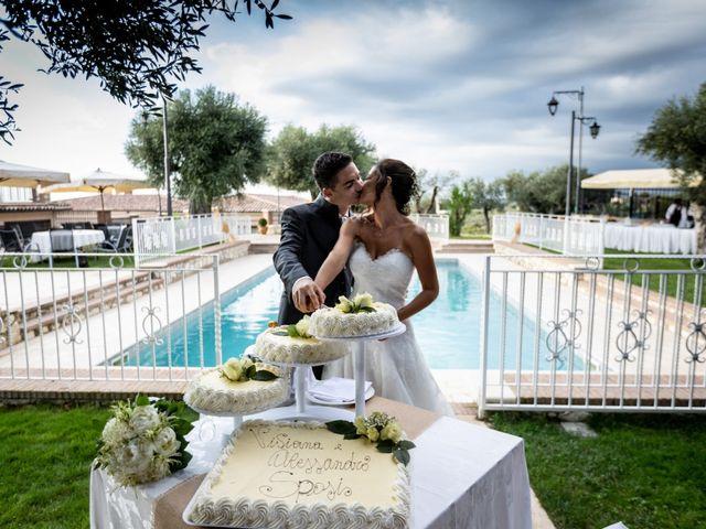 Il matrimonio di Alessandro e Viviana a Mentana, Roma 44