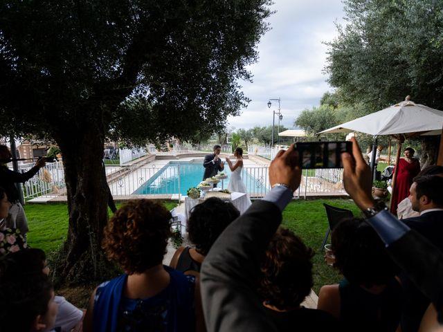 Il matrimonio di Alessandro e Viviana a Mentana, Roma 45