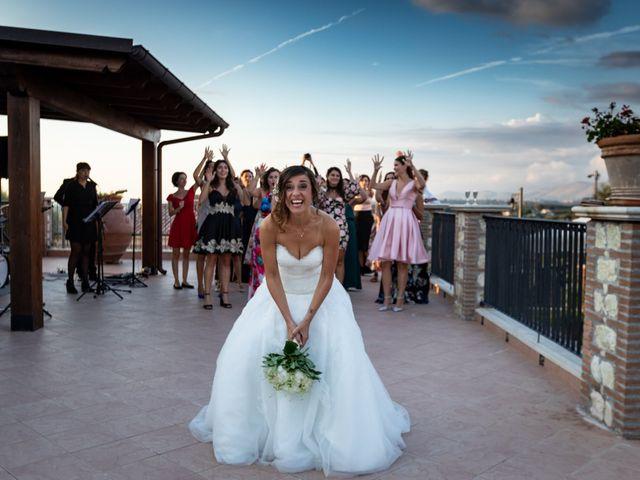 Il matrimonio di Alessandro e Viviana a Mentana, Roma 48