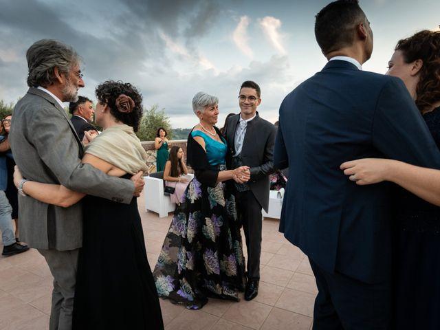 Il matrimonio di Alessandro e Viviana a Mentana, Roma 49