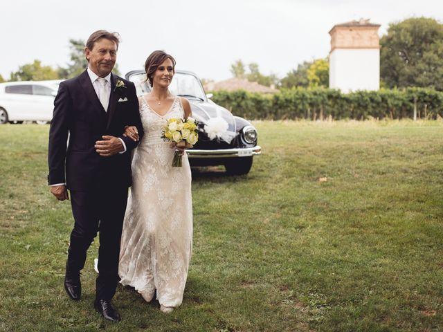 Il matrimonio di Massimo e Alice a Caldiero, Verona 18
