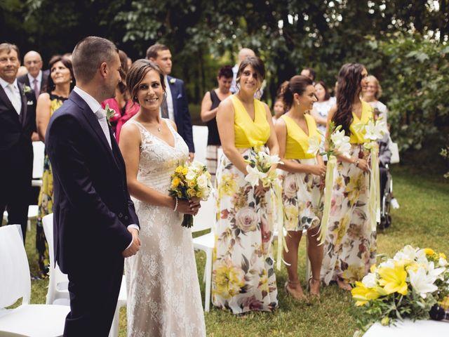 Il matrimonio di Massimo e Alice a Caldiero, Verona 22