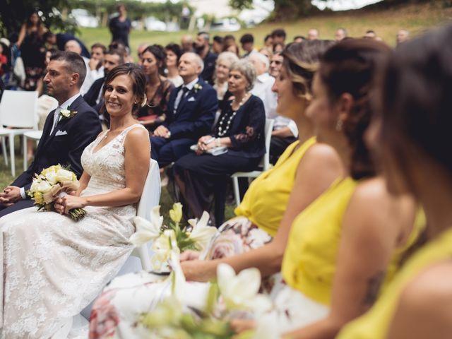 Il matrimonio di Massimo e Alice a Caldiero, Verona 23