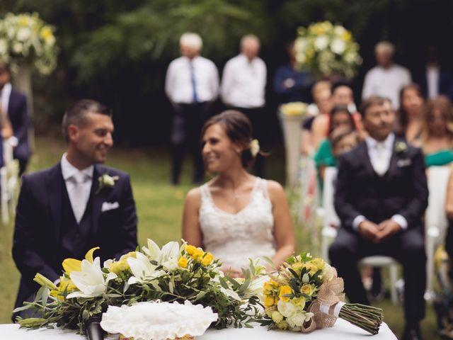 Il matrimonio di Massimo e Alice a Caldiero, Verona 27