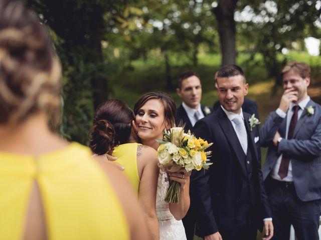 Il matrimonio di Massimo e Alice a Caldiero, Verona 31