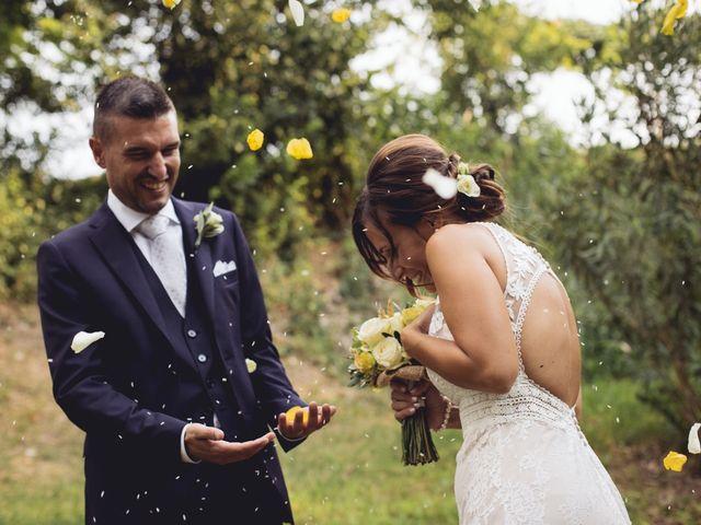 Il matrimonio di Massimo e Alice a Caldiero, Verona 34