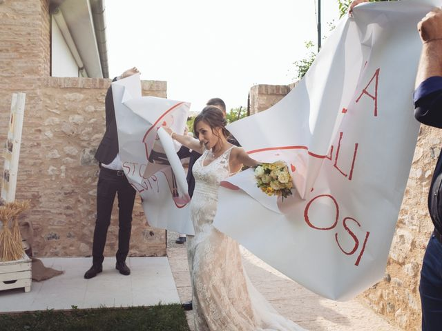 Il matrimonio di Massimo e Alice a Caldiero, Verona 35