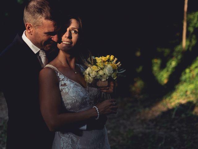 Il matrimonio di Massimo e Alice a Caldiero, Verona 1