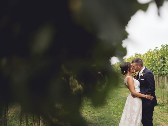 Il matrimonio di Massimo e Alice a Caldiero, Verona 44