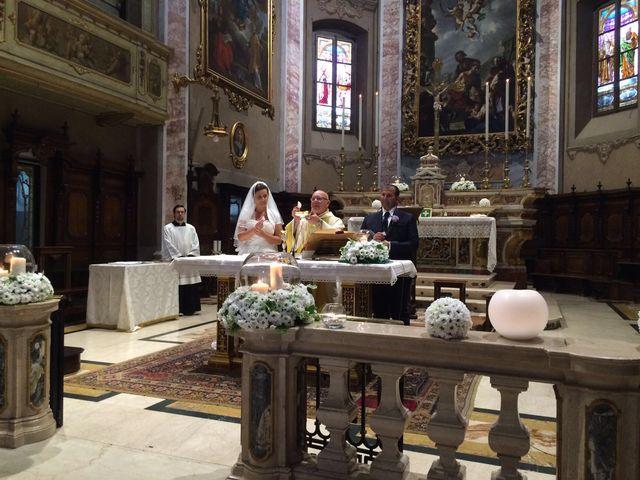 Il matrimonio di Gianluca  e Francesca a Ospitaletto, Brescia 1