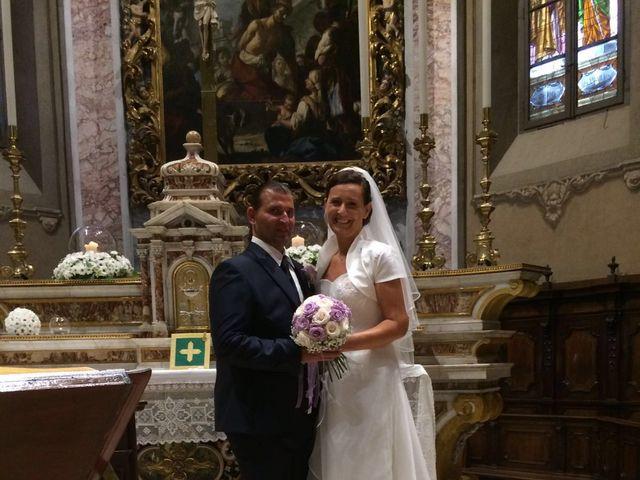 Il matrimonio di Gianluca  e Francesca a Ospitaletto, Brescia 4