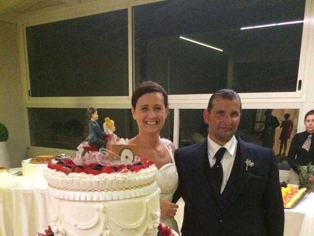 Il matrimonio di Gianluca  e Francesca a Ospitaletto, Brescia 6