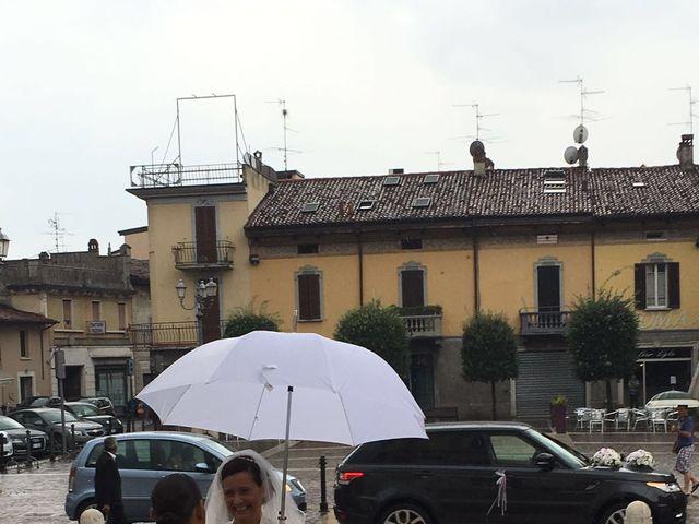 Il matrimonio di Gianluca  e Francesca a Ospitaletto, Brescia 8
