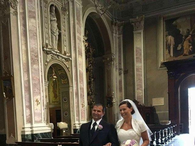 Il matrimonio di Gianluca  e Francesca a Ospitaletto, Brescia 2