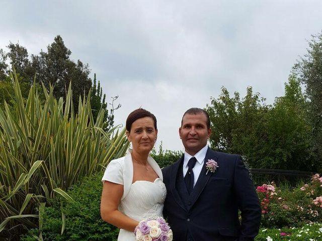 Il matrimonio di Gianluca  e Francesca a Ospitaletto, Brescia 9