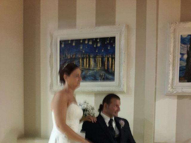 Il matrimonio di Gianluca  e Francesca a Ospitaletto, Brescia 13