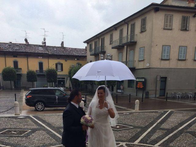 Il matrimonio di Gianluca  e Francesca a Ospitaletto, Brescia 15