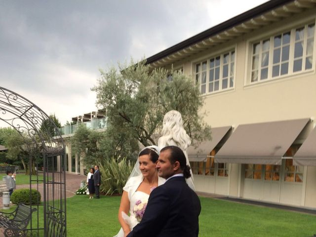 Il matrimonio di Gianluca  e Francesca a Ospitaletto, Brescia 16
