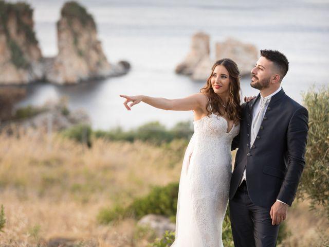 Il matrimonio di Salvatore e Jessica a Trapani, Trapani 11