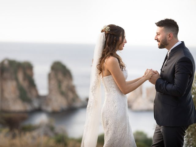 Il matrimonio di Salvatore e Jessica a Trapani, Trapani 12
