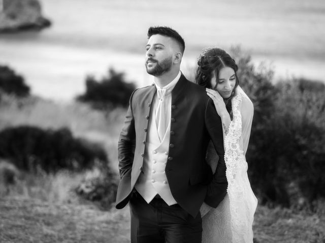 Il matrimonio di Salvatore e Jessica a Trapani, Trapani 13