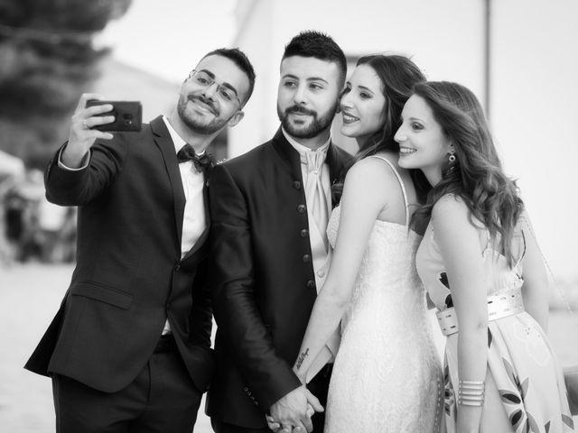 Il matrimonio di Salvatore e Jessica a Trapani, Trapani 17