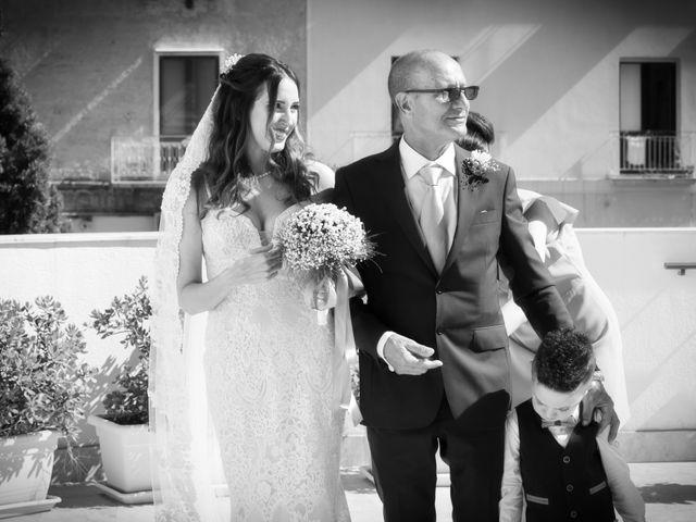 Il matrimonio di Salvatore e Jessica a Trapani, Trapani 27