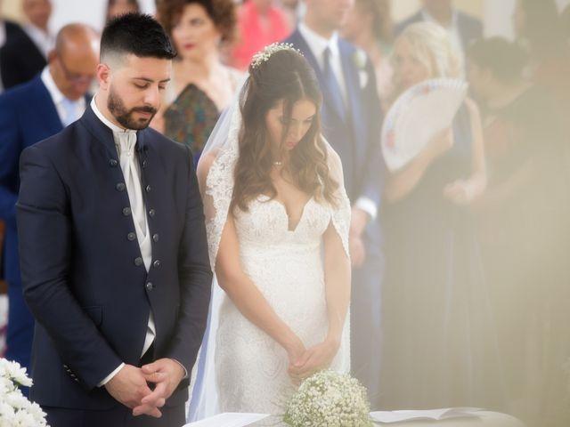 Il matrimonio di Salvatore e Jessica a Trapani, Trapani 28