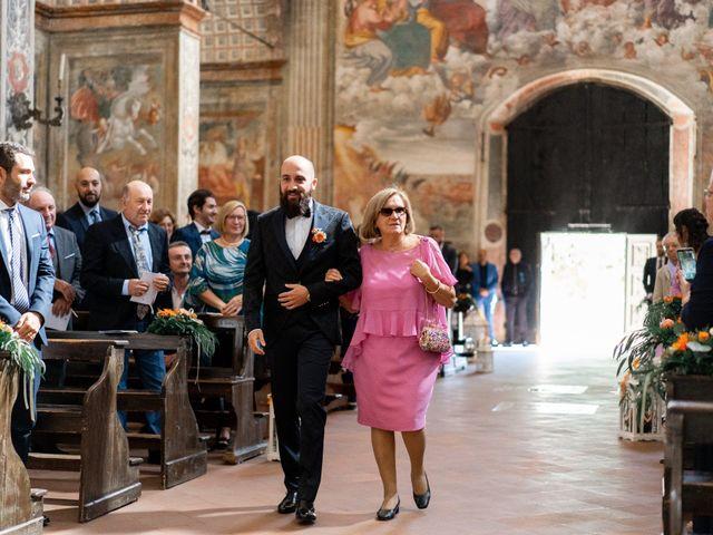 Il matrimonio di Guido e Elena a Bergamo, Bergamo 44