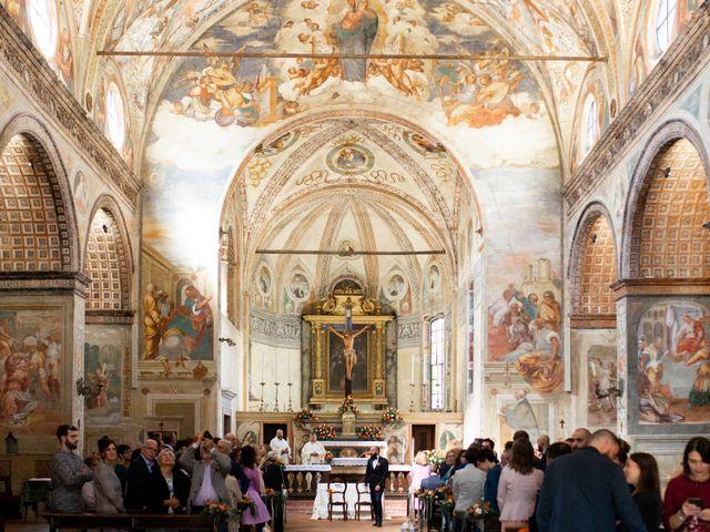Il matrimonio di Guido e Elena a Bergamo, Bergamo 46