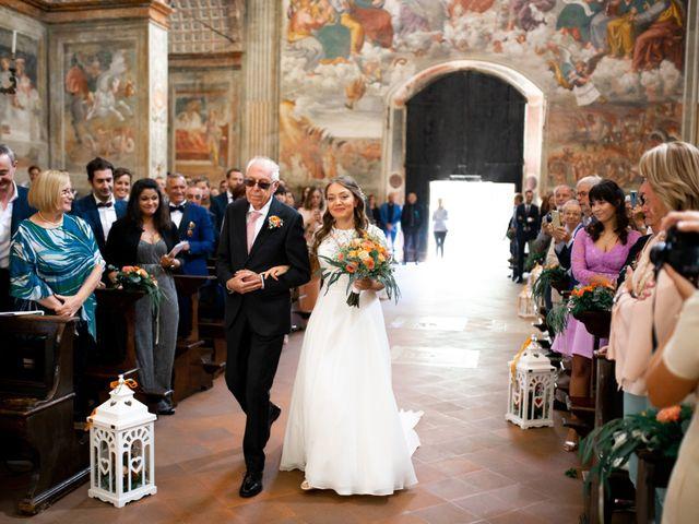 Il matrimonio di Guido e Elena a Bergamo, Bergamo 52