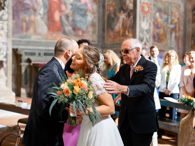 Il matrimonio di Guido e Elena a Bergamo, Bergamo 53